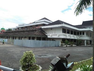 Renovasi Gedung DPRD Kota Telan Dana Rp 10 M