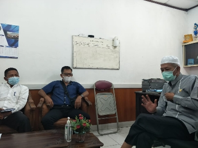 Ketua Komite SMAN 1 Kuala Tungkal  Tidak Ada Dugem di Acara Silahturahmi Antar Siswa