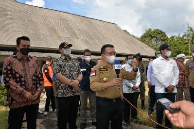 Gubernur Jambi Berencana Rehab Bekas RS Pertamina Bajubang untuk Perawatan Pasien Covid-19