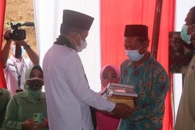 Wagub : TMMD Wujud Sinergitas Pemda dengan TNI Percepat Akselerasi Pembangunan