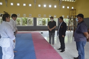 Budi Setiawan Harap Atlet Karate Sumbang Medali di PON XX Papua
