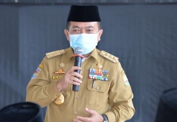 Provinsi Jambi Urutan Enam Nasional  Cakupan Angka Vaksinasi