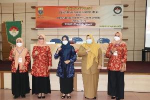 Hj Hesnidar Haris Dorong DWP   Berpartisipasi dalam Pelayanan Hak Anak dan Kaum Perempuan