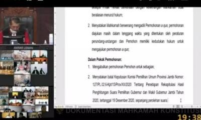 Gugatan CE-Ratu Dikabulkan, MK Perintahkan PSU 88 TPS di 5 Kabupaten