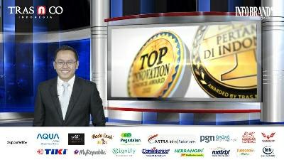 Memenangkan Kompetisi dengan Top Innovation Choice dan Pertama di Indonesia