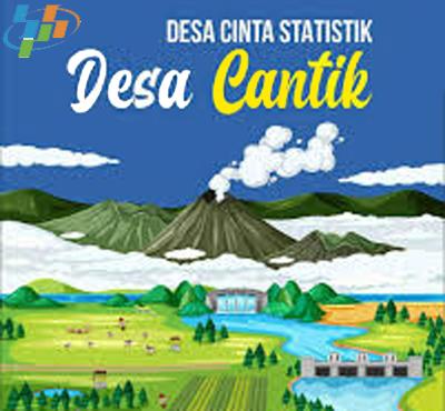 Desa Cantik, Desa Cinta Statistik