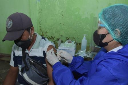 Juni, Kasus Covid-19 di Provinsi Jambi Melonjak Drastis
