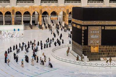 Demi Keselamatan Jamaah, Pemerintah Tidak Berangkatkan Haji Tahun 2021